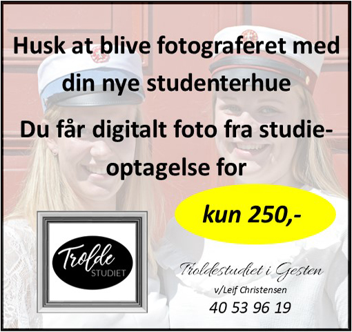 Troldestudiet - student