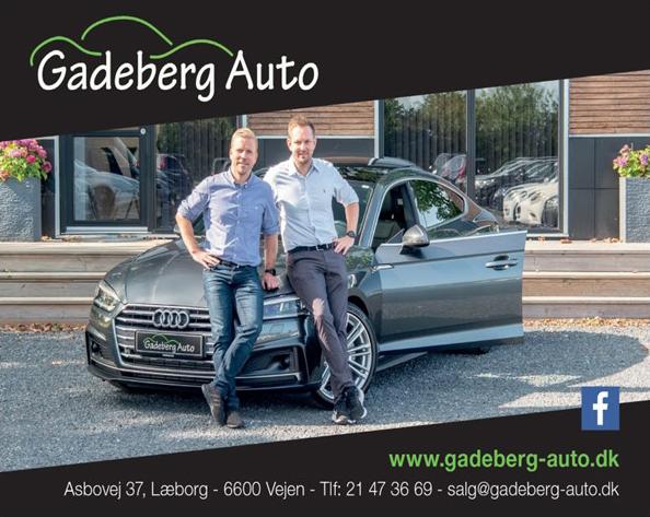 Gadeberg Auto ApS
