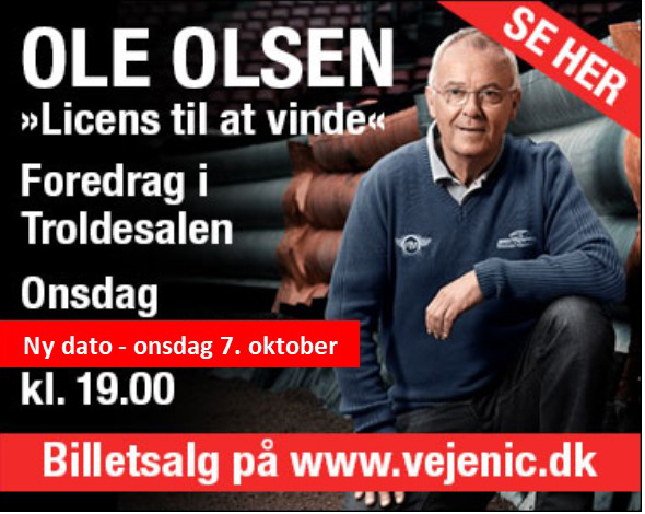 Vejen IC - Ole Olsen