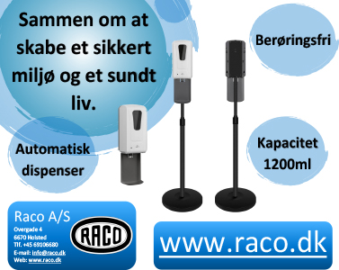 Raco - dispenser
