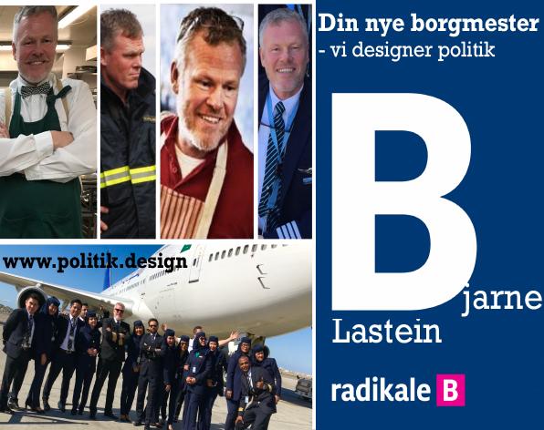 Bjarne Lastein - valg 2021