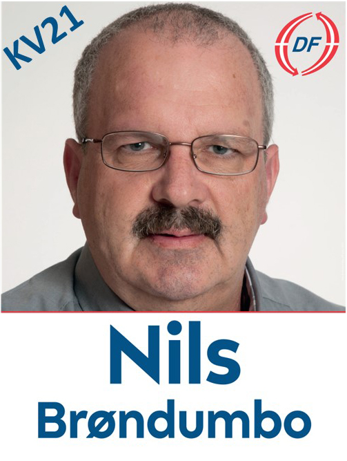 Nils Brøndumbo - valgannonce