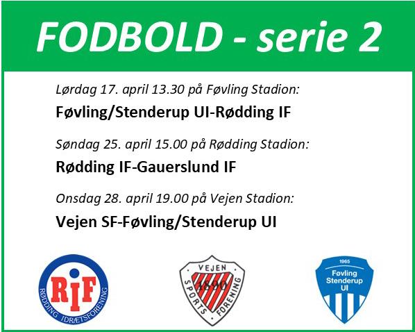 Fodbold - serie 2 -21-02