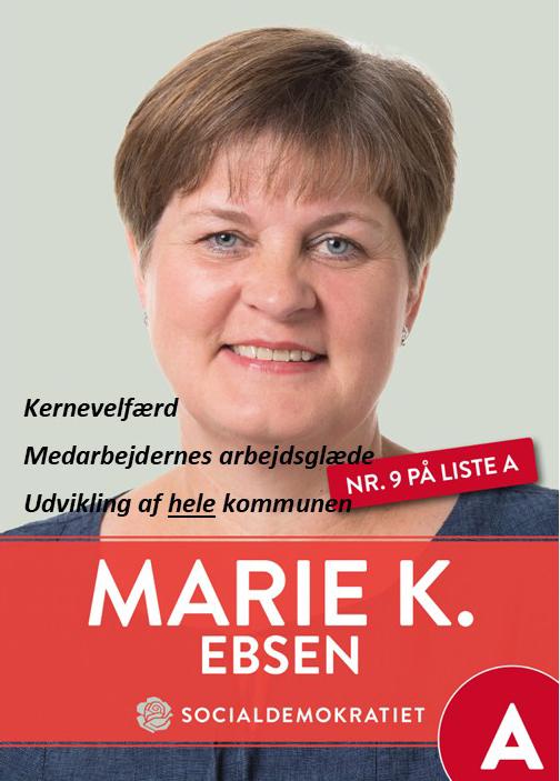 Marie Ebsen - valgannonce
