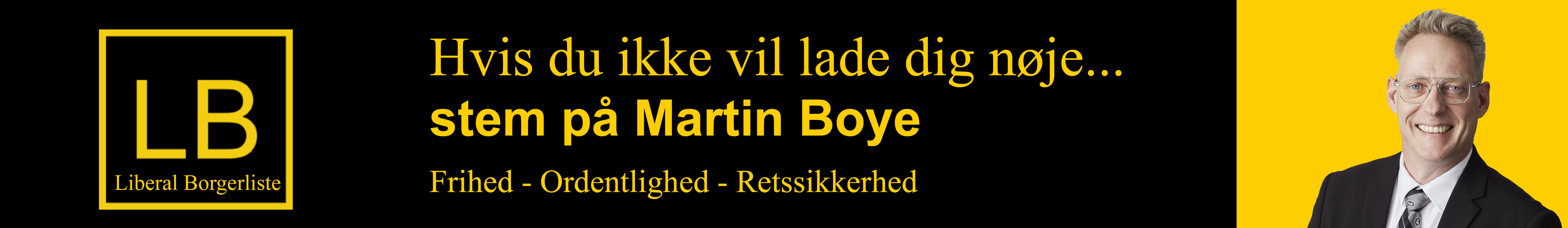 Martin Boye - topannonce