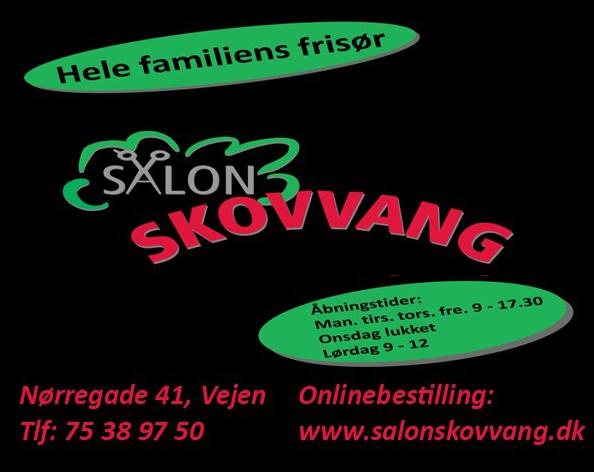 Salon Skovvang ny