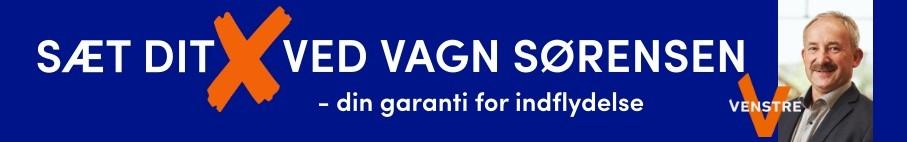 Vagn Sørensen - valg