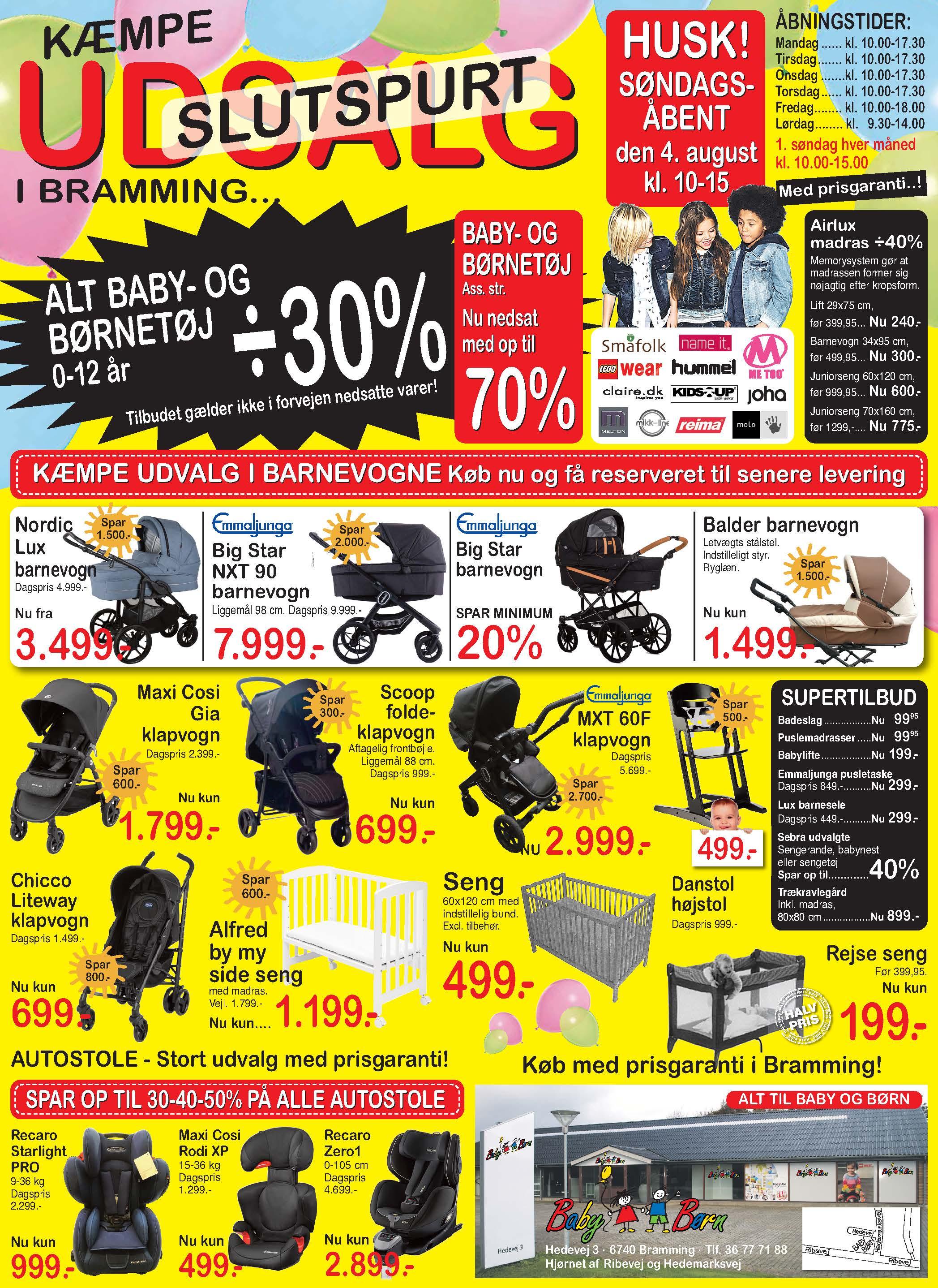 Baby børn - uge 29-30