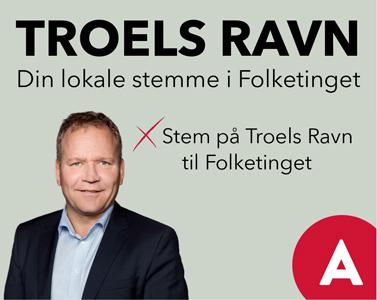Troels Ravn - valg