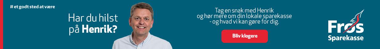 Frøs - Henrik Madsen
