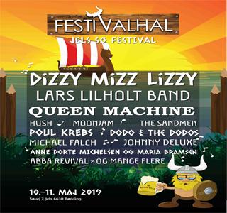 Festivalhal - 2019