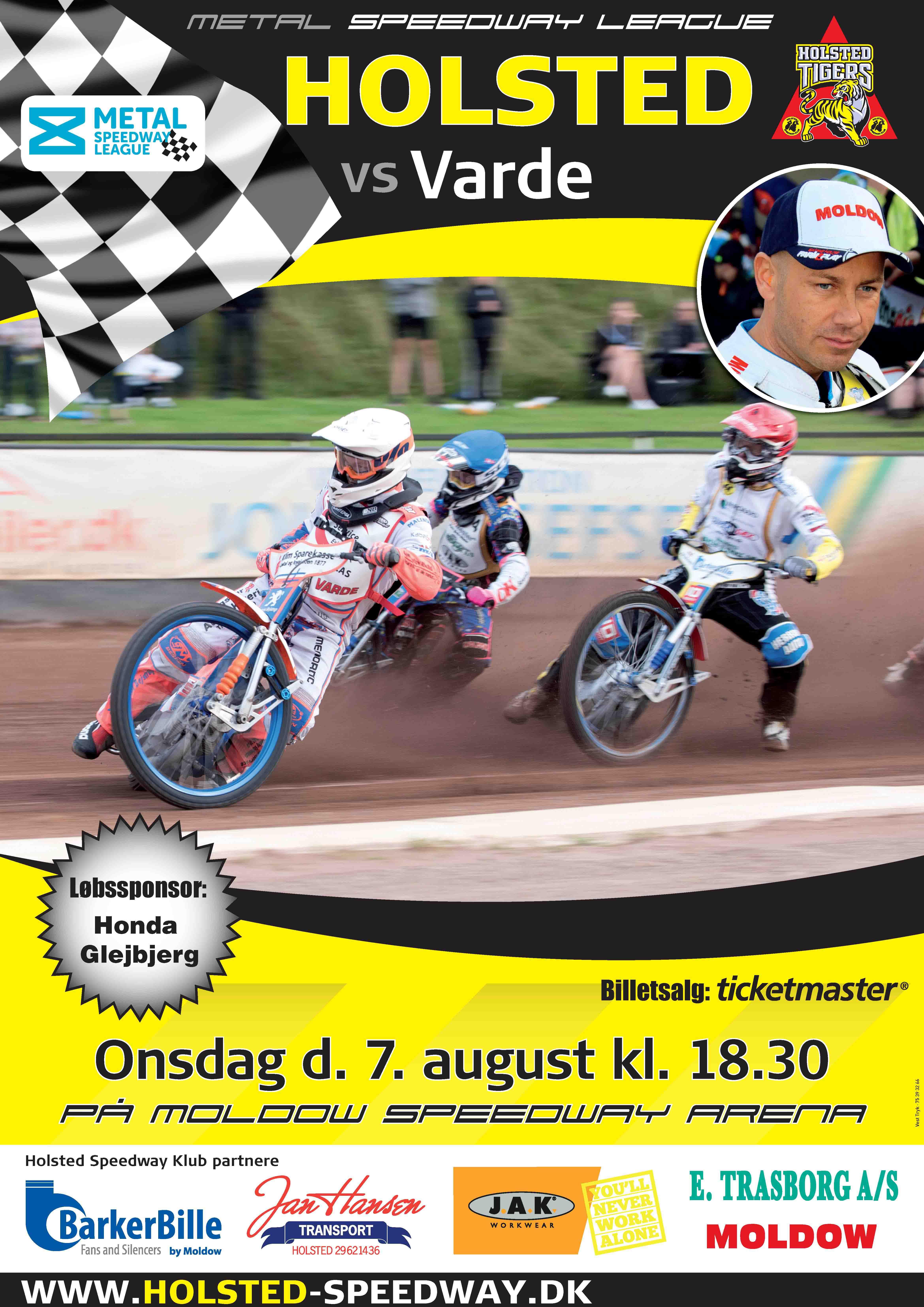 Speedway - Varde