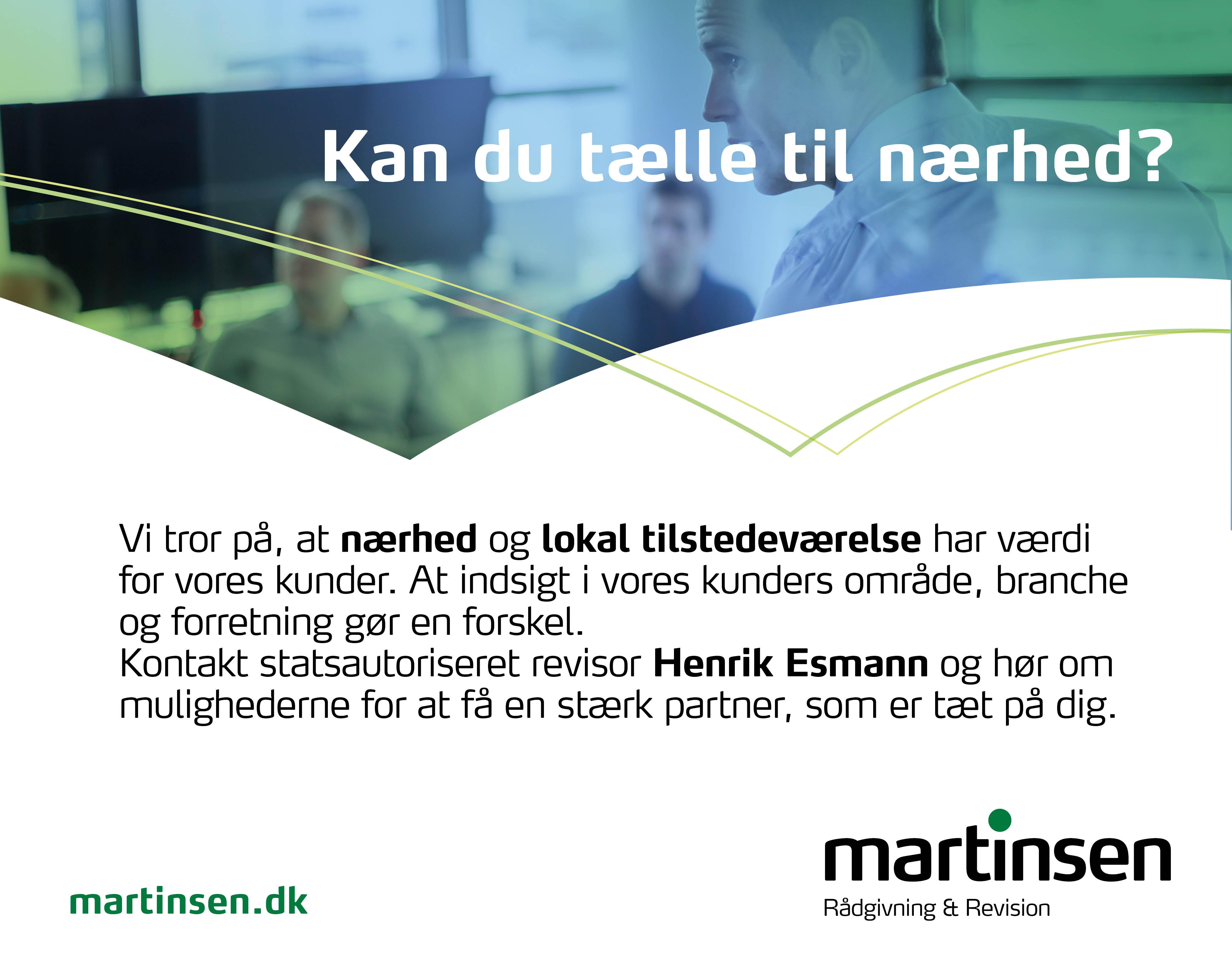 Martinsen - ny