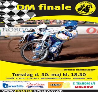 Speedway - DM-finale