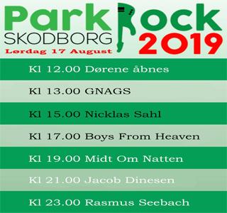 park rock 2019